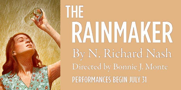 "The Shakespeare Theatre of New Jersey Presents ""The Rainmaker"""