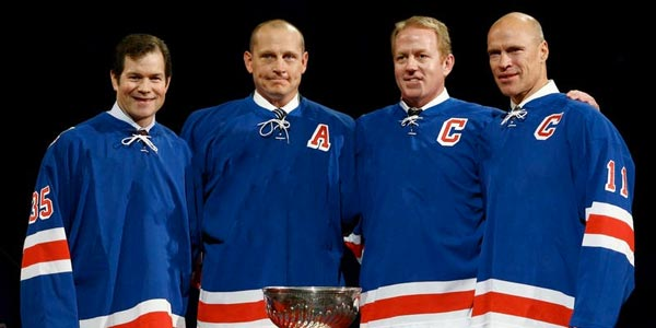 NY Rangers Legends To Celebrate 25th Anniversary of 1994 Cup At iPlay America