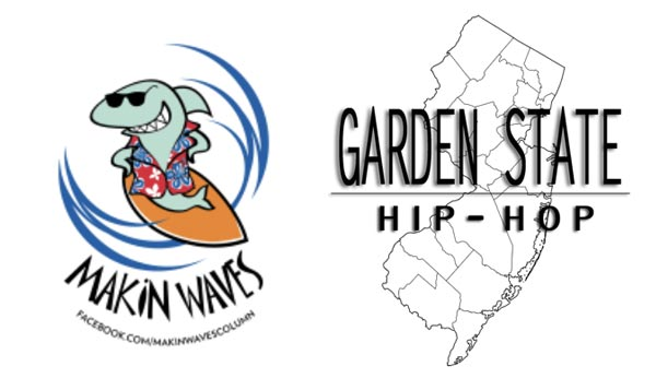 Garden State Hip-Hop and Makin Waves Present 2019 Summer Rap