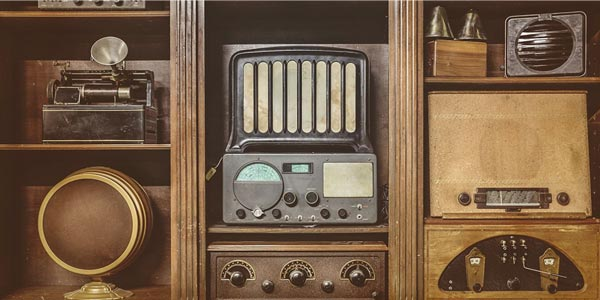 """Sights and Sounds of Old TV and Radio"" Exhibit Lecture at the Red Mill Museum Village"