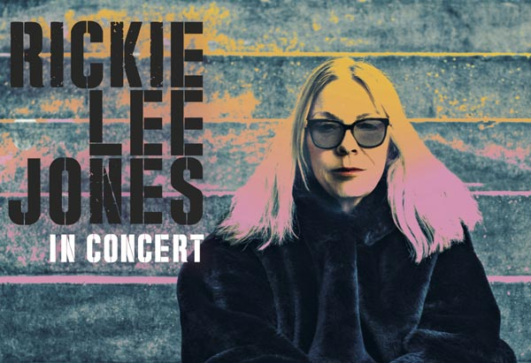Rickie Lee Jones To Perform at Victoria Theater