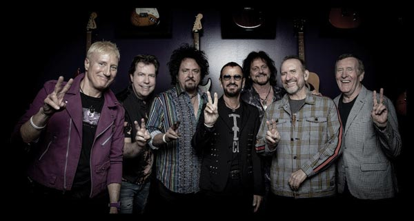 Ringo Starr And His All Starr Band To Perform At Paramount Theatre