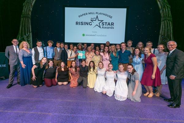 Paper Mill Playhouse Announces 2019 Rising Star Award Winners