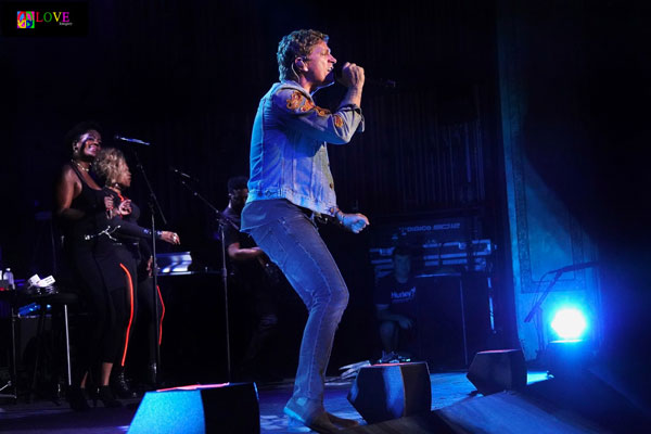 """""""Better Than Excellent!"""" Rob Thomas LIVE! at BergenPAC"""