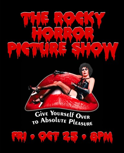 "The Home Of Happiness To Present ""The Rocky Horror Picture Show"" In Newton"