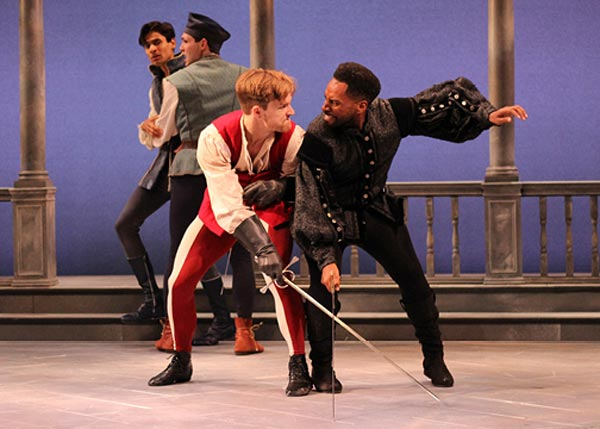 "Shakespeare Theatre of NJ Takes a Fresh Look at ""Romeo and Juliet"""