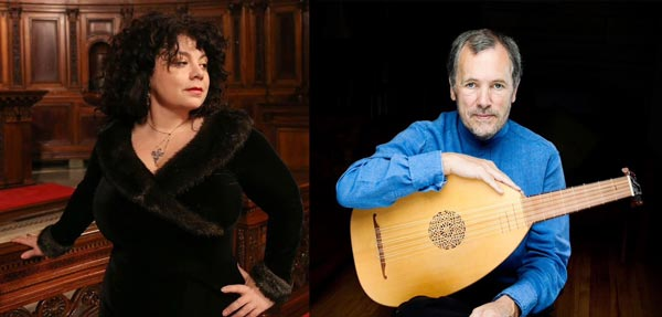 Rowan Hosts Soprano Jessica Gould and lutenist Nigel North In Guest Recital
