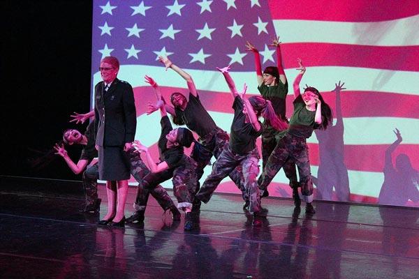 "Roxey Ballet Presents ""We vs. C: Stories of Breast Cancer Survivors"""
