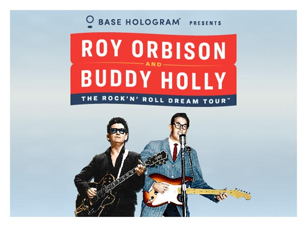 Roy Orbison & Buddy Holly: The Rock 'N' Roll Dream Tour Comes To New Brunswick