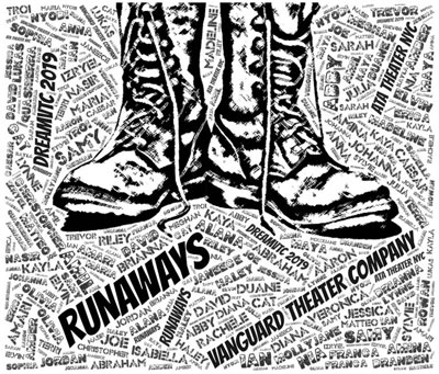 "Vanguard Theater Company Presents ""Runaways"" by Elizabeth Swados"