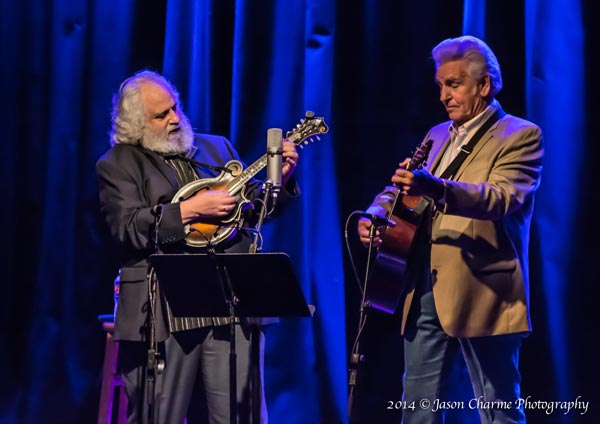 Bluegrass Legends Del McCoury and David Grisman To Perform At SOPAC