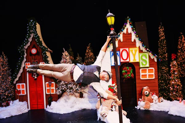 Santa's Circus comes to The Avenel Performing Arts Center December 18-23