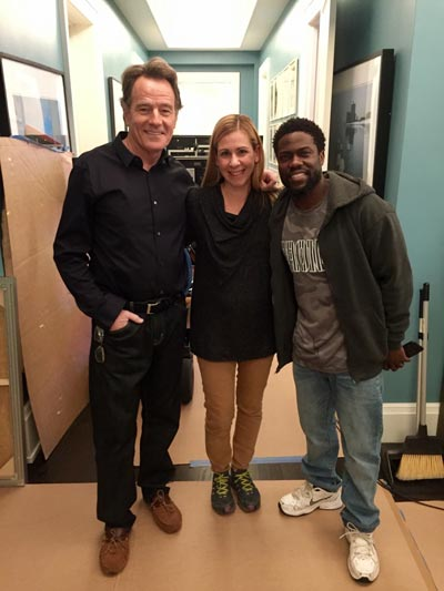 """Seton Hall Professors Serve as Clinical Consultants for """"The Upside"""""""