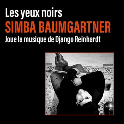 Simba Baumgartner To Release Debut CD With Release Shows In NYC and Maplewood NJ