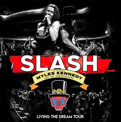 Guitar Legend Slash Recruits Hundreds of Fans to Chronicle His World Tour