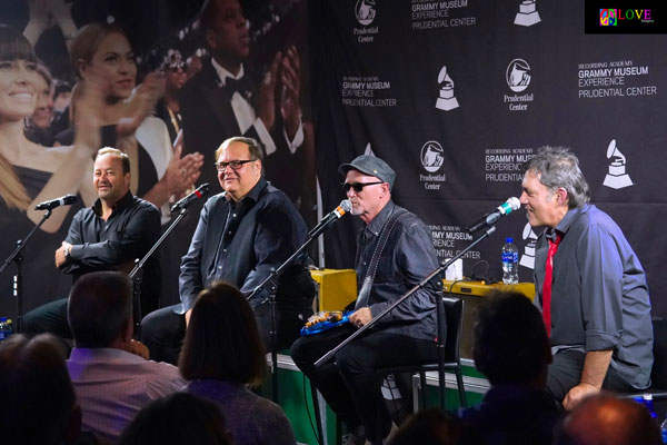 """An Evening With...The Smithereens"" LIVE! at the Grammy Museum Experience Prudential Center"