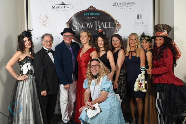 Art House Productions Presents 13th Annual Snow Ball Gala