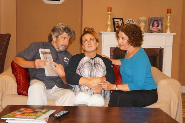 """Somerset Valley Players Presents """"Legally Gray"""""""
