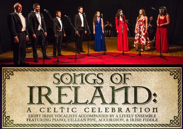 MPAC Presents Songs of Ireland - A Celtic Celebration