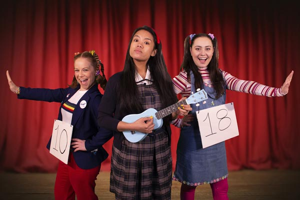 "Maurer Productions OnStage Presents ""The 25th Annual Putnam County Spelling Bee"""