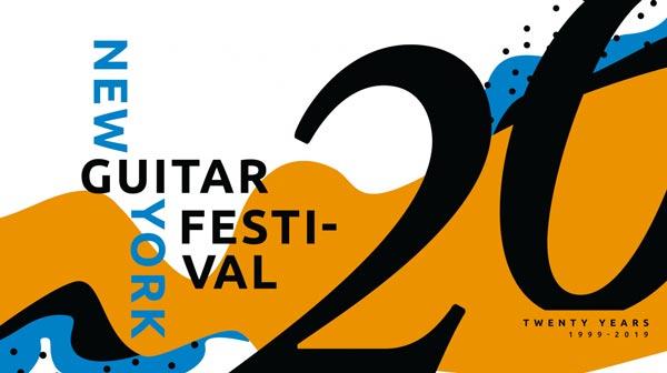 David Spelman of the New York Guitar Festival