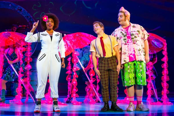 The SpongeBob Musical Comes To State Theatre