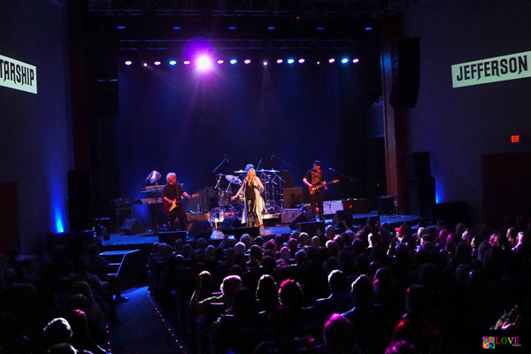 """Magical!"" Jefferson Starship LIVE! at the Newton Theatre"