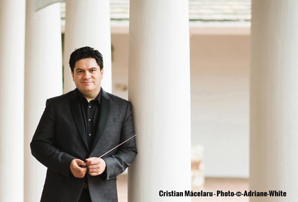 State Theatre Presents the US Tour Debut of National Symphony Orchestra of Romania