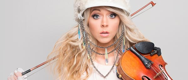 Lindsey Stirling To Perform At NJPAC