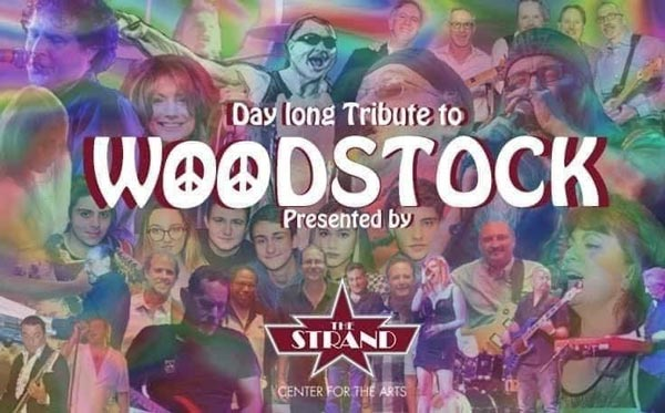 The Strand Celebrates 50th Anniversary of Woodstock On August 24th