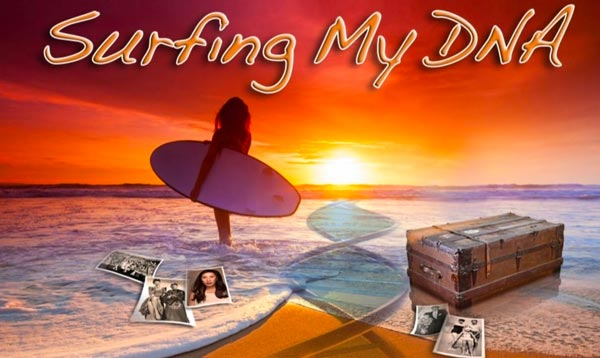 """NJ Rep Presents """"Surfing My DNA"""""""
