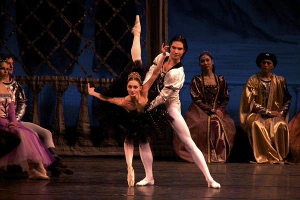 State Theatre Presents Swan Lake Performed By Russian National Ballet