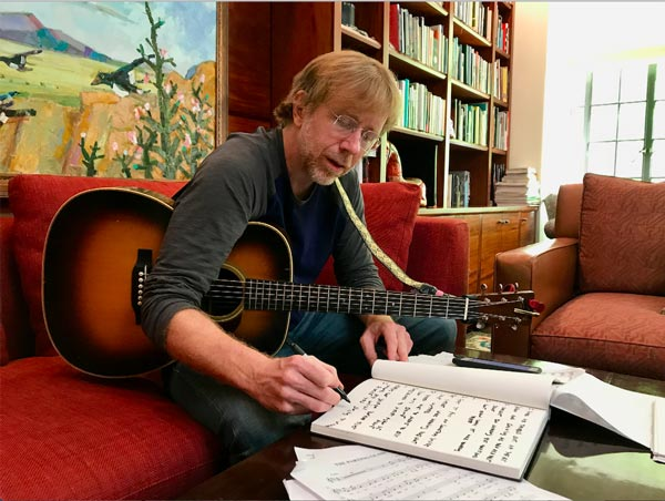 "Trey Anastasio Documentary ""Between Me and Mind"" To Screen in Asbury Park"