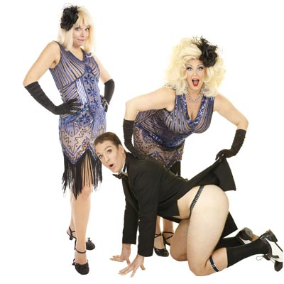 Tainted Cabaret Hits Jersey