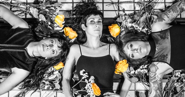The Coathangers To Perform At Asbury Lanes