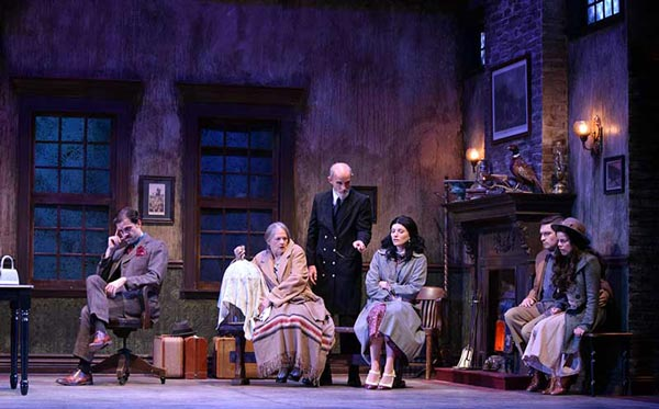 """""""The Ghost Train"""" Heads Into Final Weekend"""