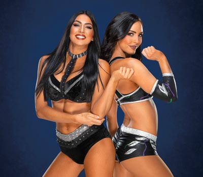 "WWE Superstars Peyton Royce & Billie Kay to Make ""IIconic"" Appearance at iPlay America"