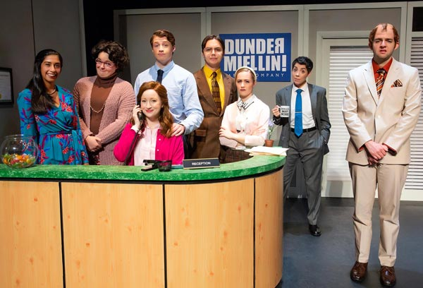 The Office! A Musical Parody At MPAC