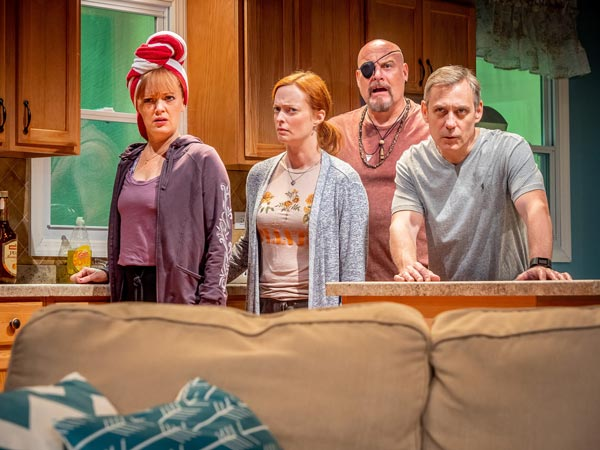 """Heavy subjects inspire a comedy in Tammy Ryan's """"The Wake"""""""