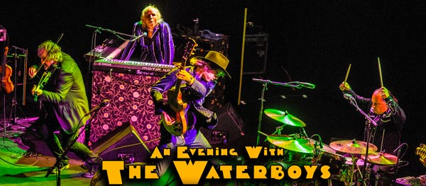 The Waterboys To Perform At Count Basie