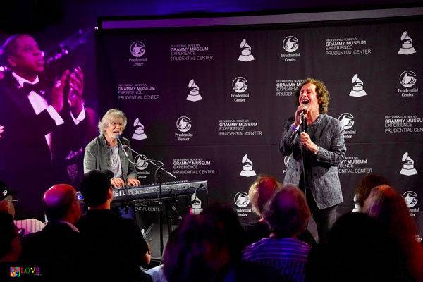 """An Evening With… The Zombies"" LIVE! at the GRAMMY Museum Experience Prudential Center"