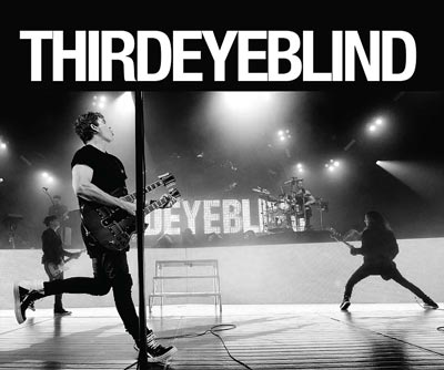 Third Eye Blind To Play PNC Bank Arts Center With Jimmy Eat World and Ra Ra Riot