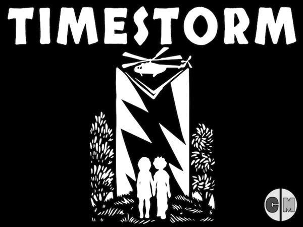 Timestorm: A Time Traveling Podcast