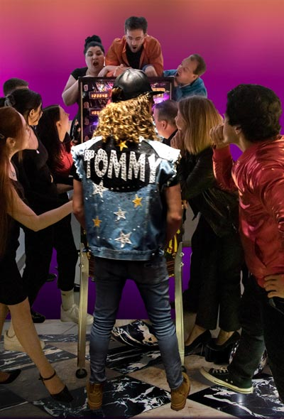 Pioneer Productions Presents The Who's Tommy