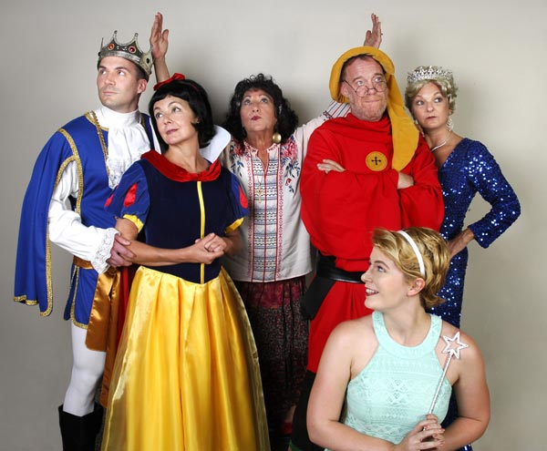 """The Barn Theatre of Montville Presents """"Vanya and Sonia and Masha and Spike"""""""