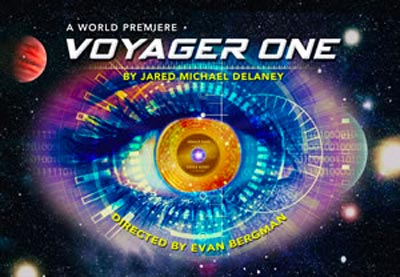"NJ Rep Presents The World Premiere of ""Voyager One"""