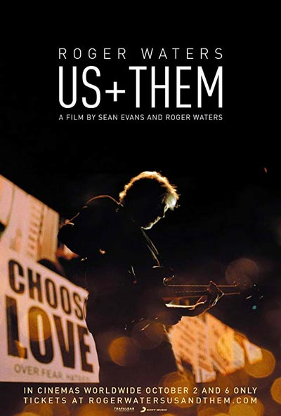 """""""Roger Waters: Us + Them"""" To Screen At The Showroom"""