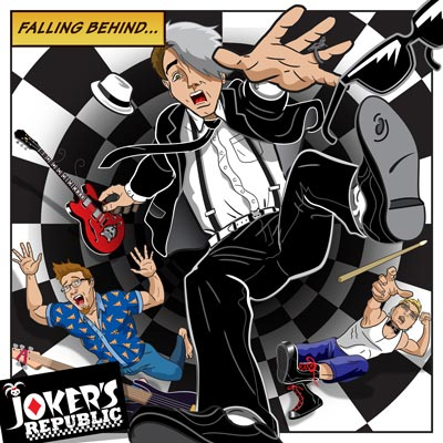 "Makin Waves Record of the Week: ""Falling Behind"" By Joker's Republic"