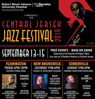 Makin Waves Scene Report with Central Jersey Jazz Festival, Indie Binge, Stone Pony & more