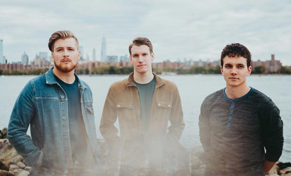 Makin Waves with Cold Weather Company: Come Together